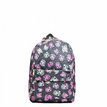 Рюкзак текстиль Совушки 2